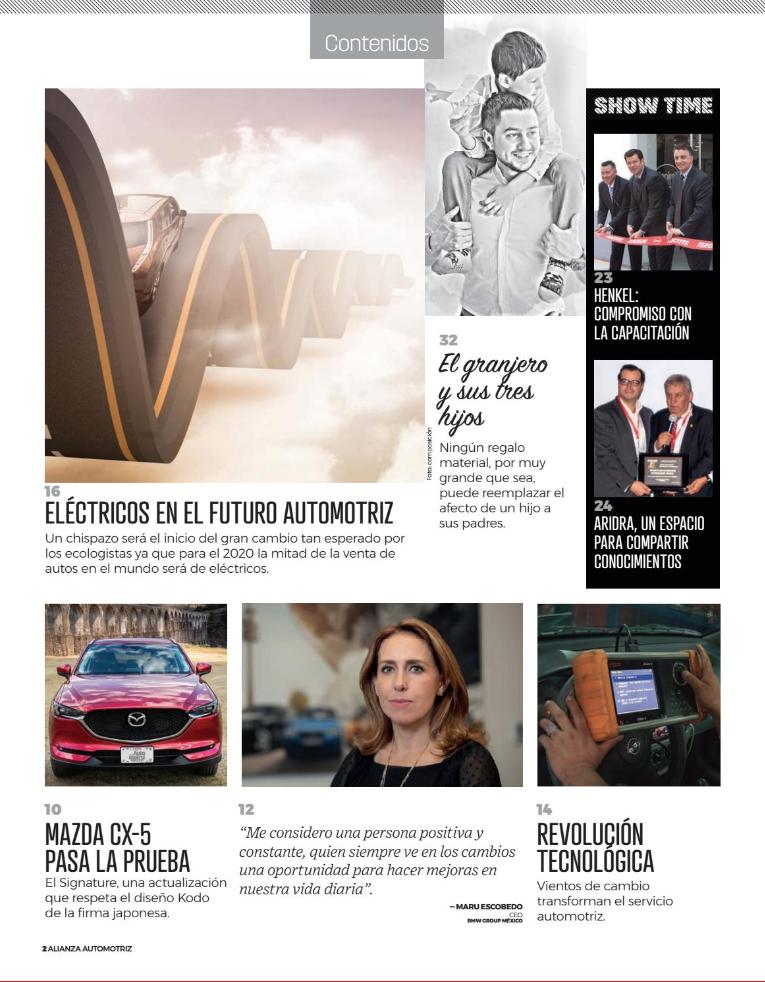 Alianza Automotriz Junio 2019