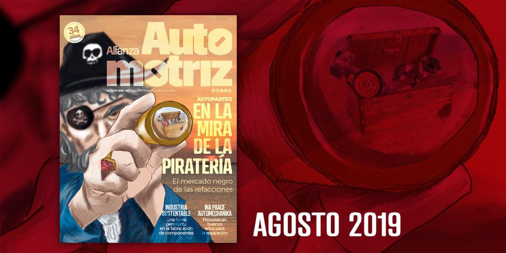 Alianza Automotriz agosto 2019