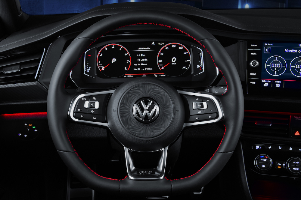 Volkswagen Digital Cockpit