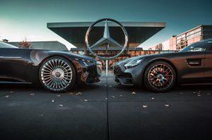 BAIC Mercedes Benz
