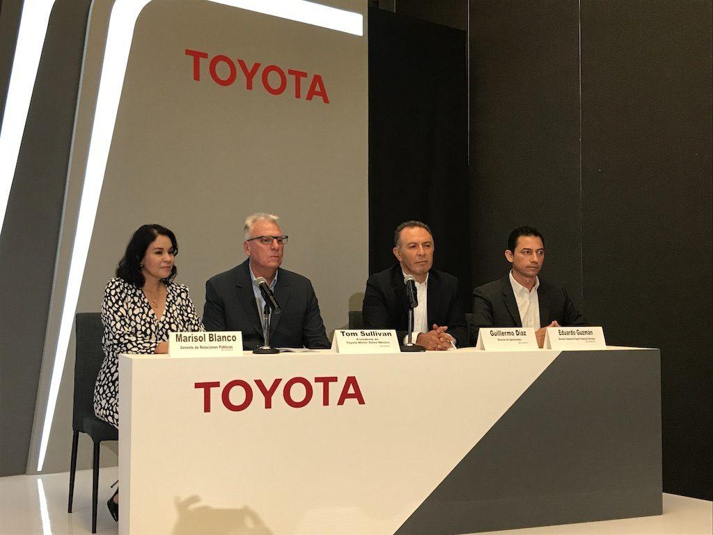 Toyota resultados