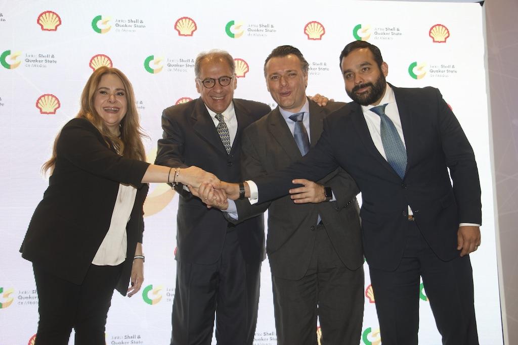 CS, Juntos Shell y Quaker State de México