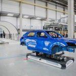 Dürr presenta EcoProFleet, el primer AGV para talleres del futuro