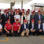 Total México inaugura 30 estaciones de servicio en Aguascalientes