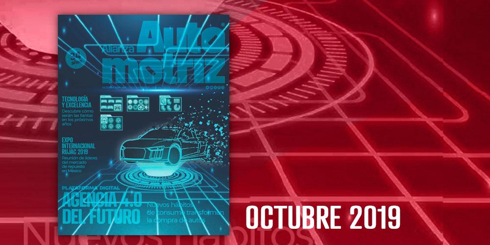 Alianza Automotriz Octubre del 2019