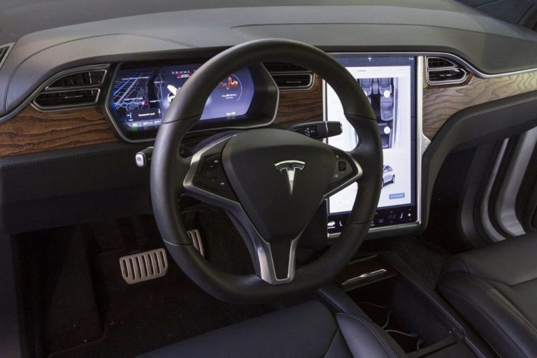 Tesla Autónomo