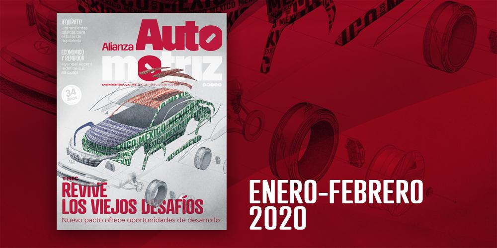 edición enero-febrero 2019
