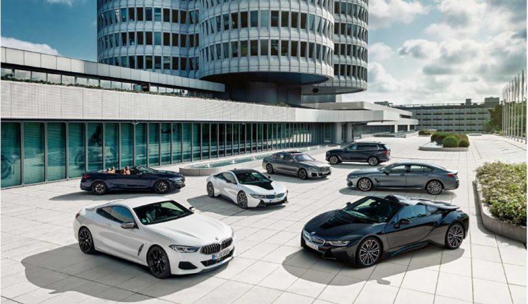 Grupo BMW conquista ventas de coches premium en 2019