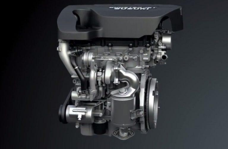BoosterJet, el motor de Suzuki que ahorra gasolina
