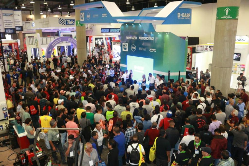 Expo CESVI se llevará a cabo entre el 20 y el 22 de febrero.