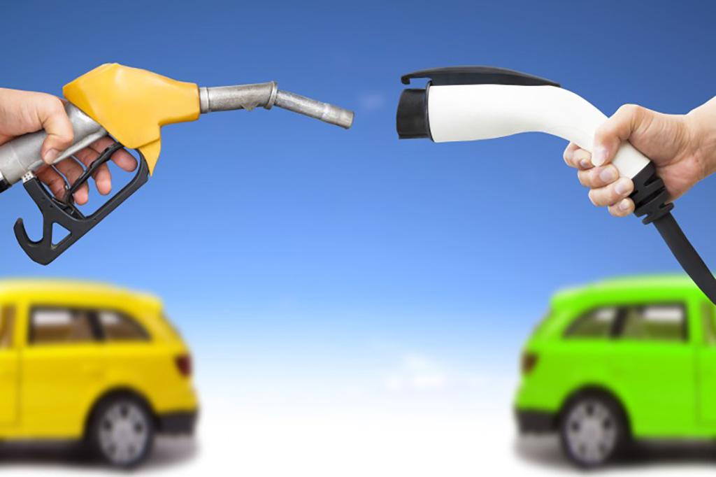 autos eléctricos ganan terreno a autos de gasolina