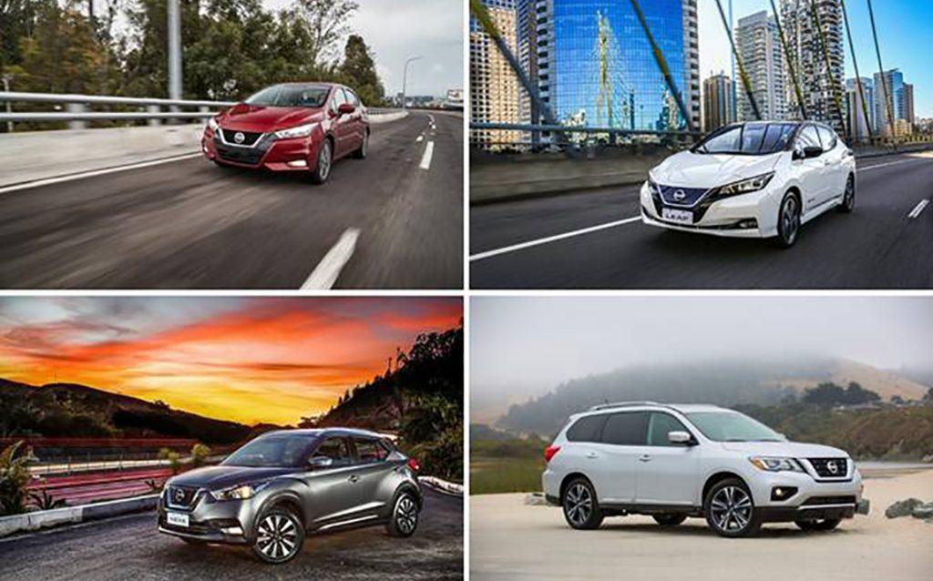 ¿Cuál es el origen de los nombres de los coches de Nissan?