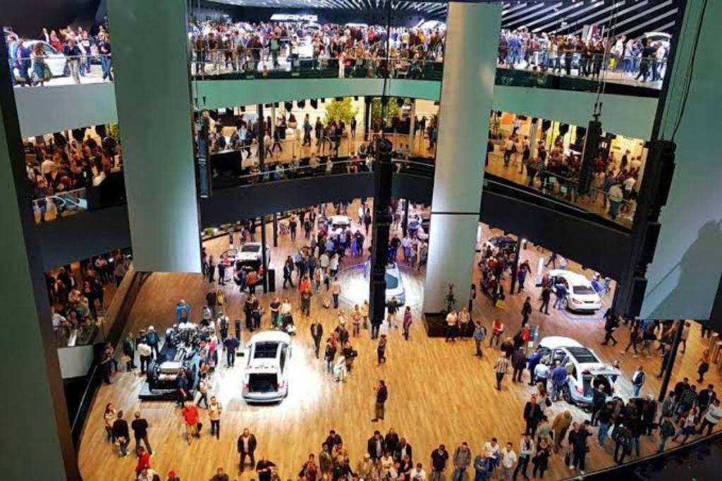 La crisis de los salones del automóvil han generado que el Salón de Frankfurt cambie de cede.
