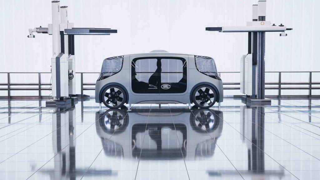 Movilidad autónoma con Project Vector