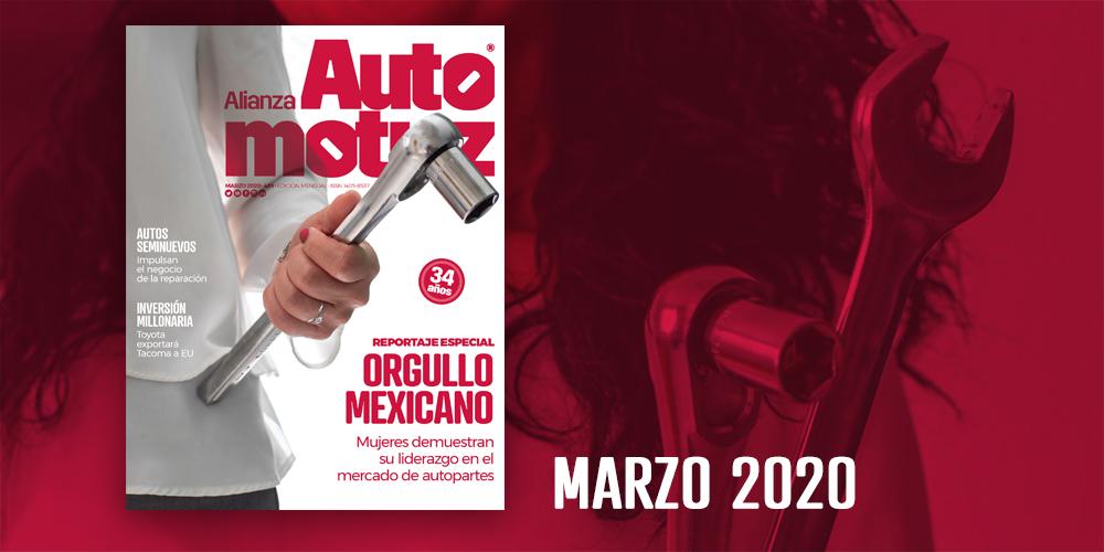 Alianza Automotriz Marzo 2020 digital