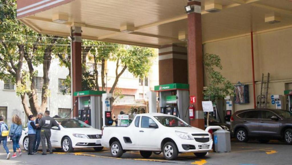 Precios de las gasolinas aumentaron casi 4% con relación a enero de 2019