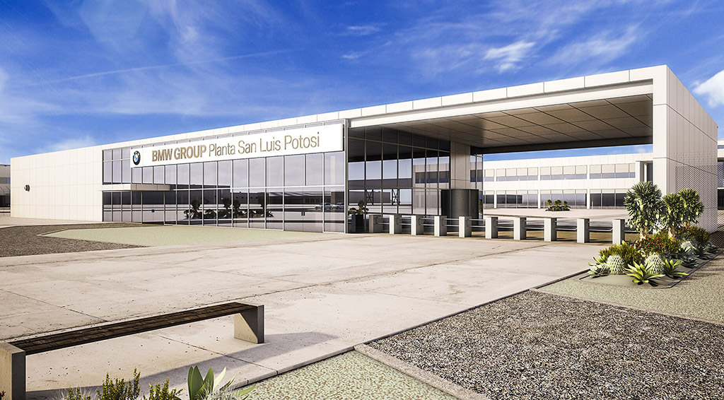 La planta de San Luis Potosí de BMW cambia de director