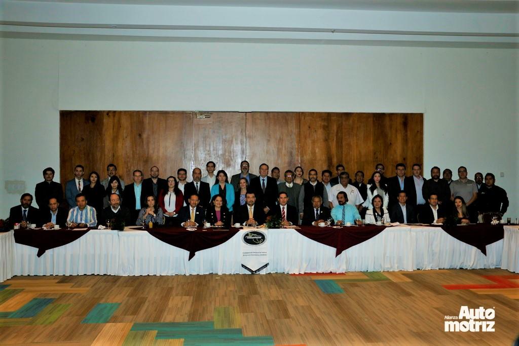 Reunión de Consejo Empresarial CNT