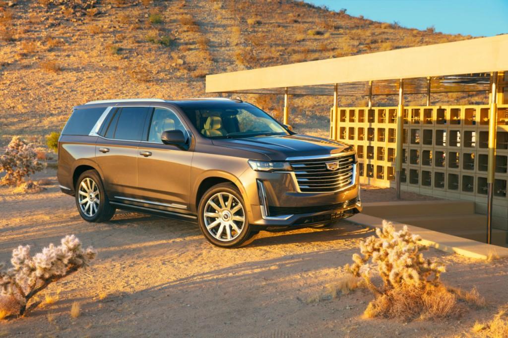 Cadillac Escalade 2021 saldrá en el verano de 2020.