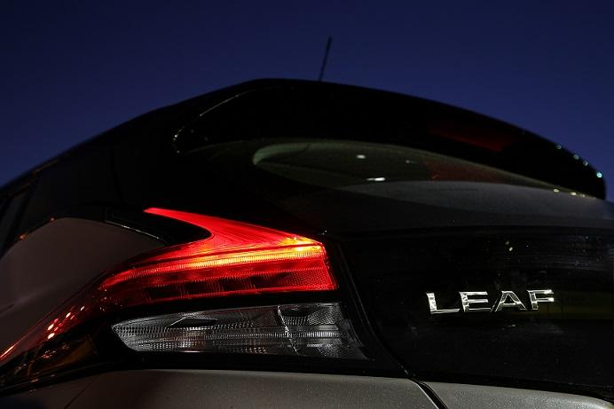 LEAF es nombrado el gadget sobre cuatro ruedas del año.