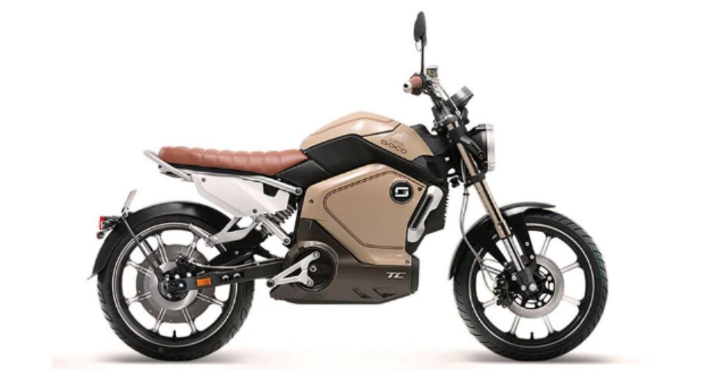Alibaba se encarga de vender motos chinas eléctricas