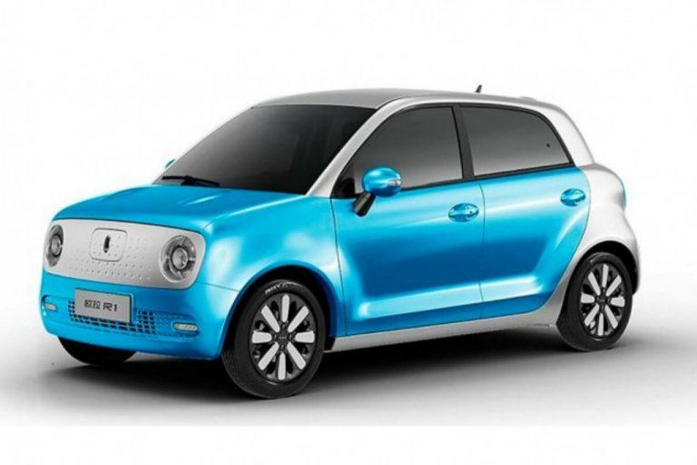 Ora R1 llega a la India, es el coche eléctrico más barato del mercado mundial.