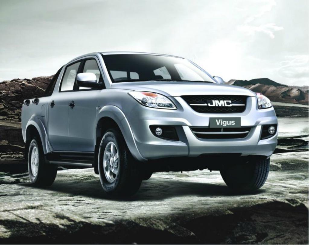 Vigus 3, la nueva opción de pickup que comercializará BAIC en México