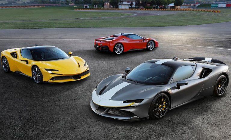 Ferrari superó su número de ventas de 2018