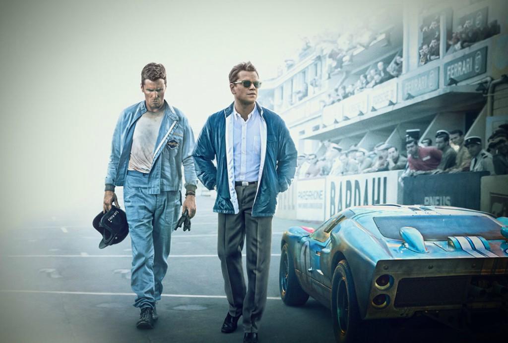 Ford v Ferrari no ha sido la única película de coches nominada a los premios Oscar.