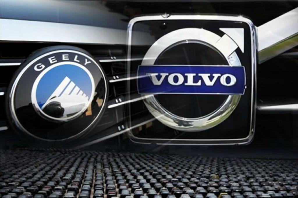 Volvo y Geely buscan hacer una alianza.