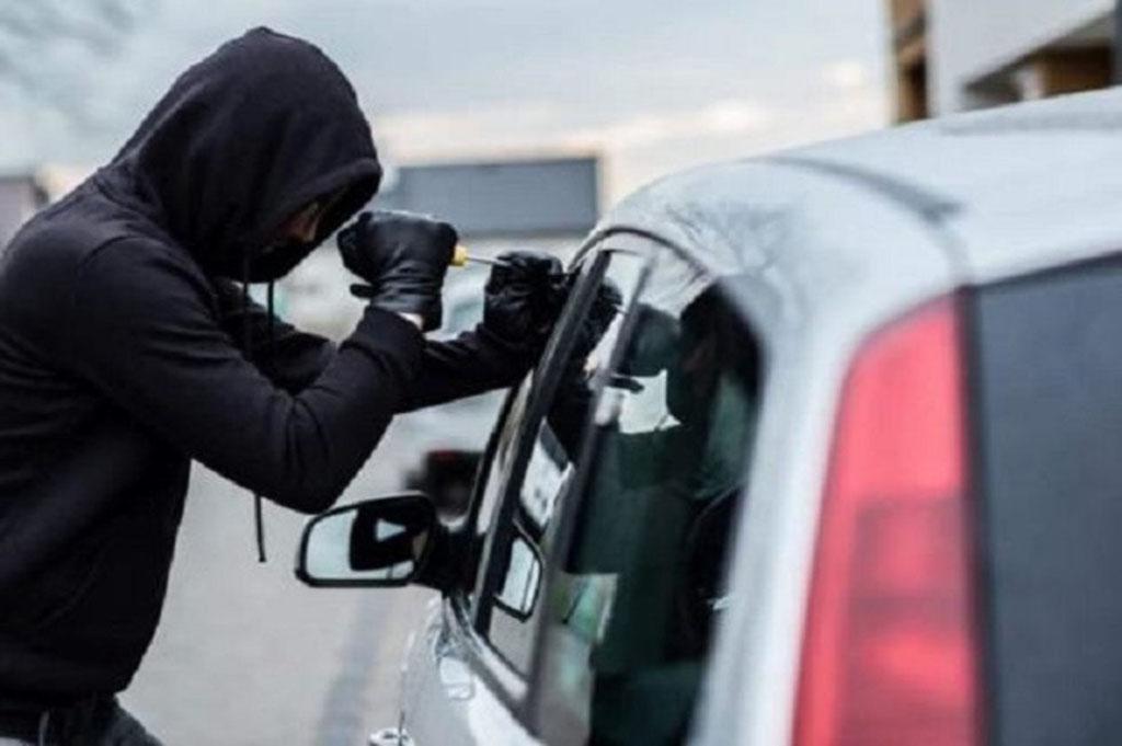 Baja el robo de autos en el país