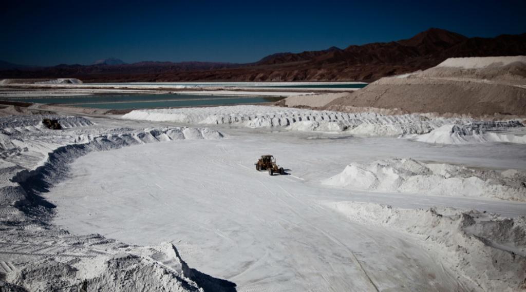 Sonora prepara un proyecto de escala mundial para la extracción de litio.
