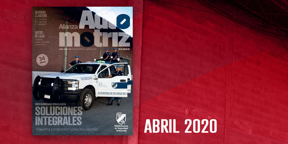 Alianza Automotriz Abril