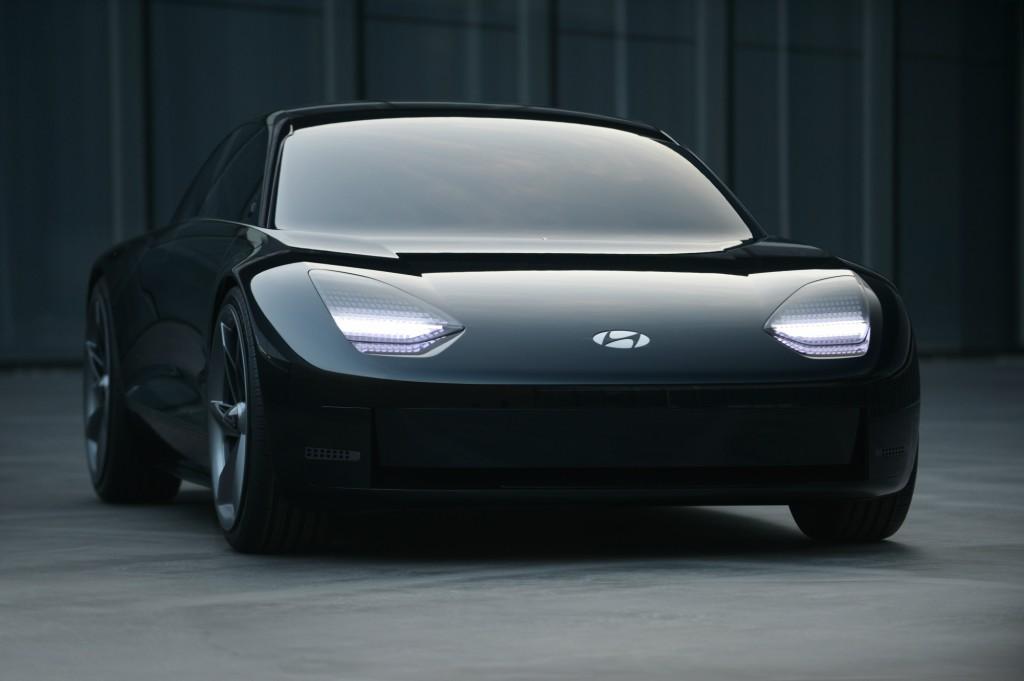 Hyundai presentó su concepto EV Prophecy por medio de una videoconferencia