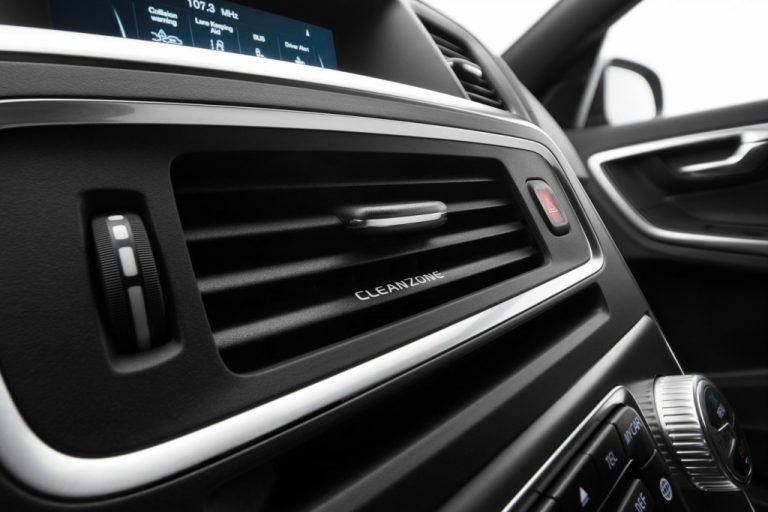 Volvo probó CleanZone en la Ciudad de México.