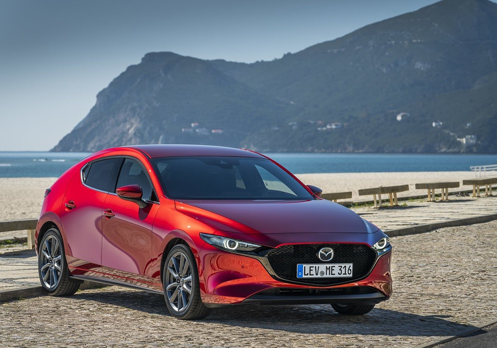 Mazda 3 se rifa en seguridad