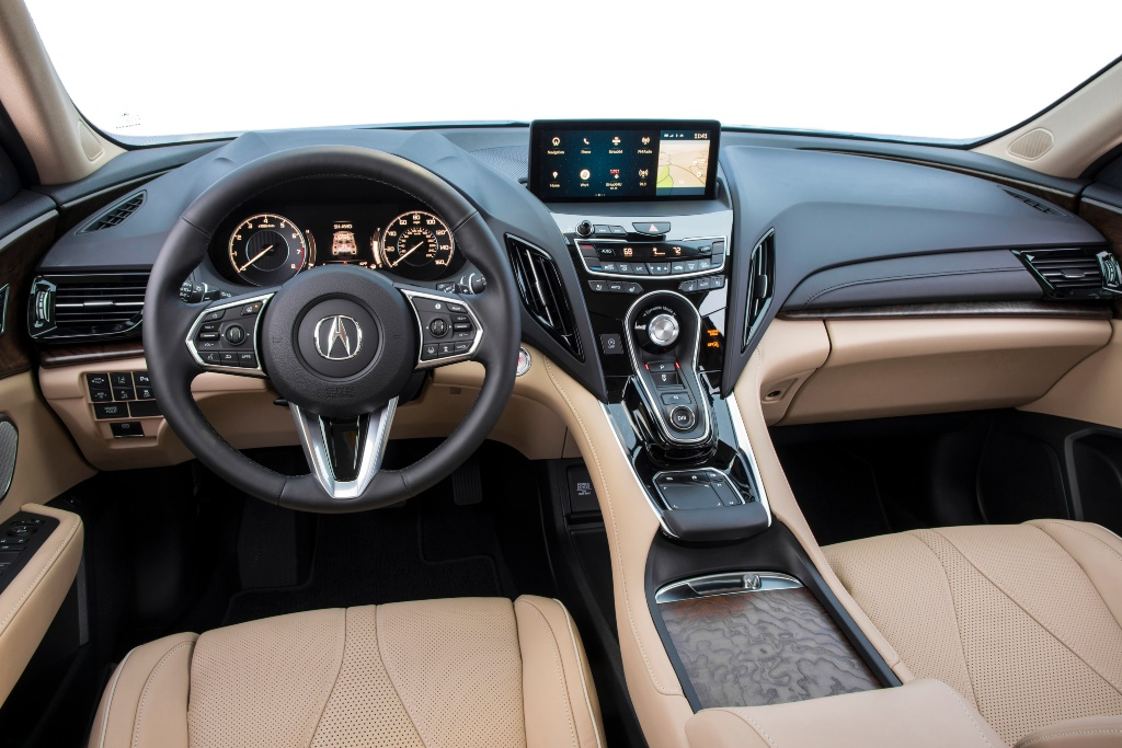 RDX y MDX, los vehículos familiares más seguros.