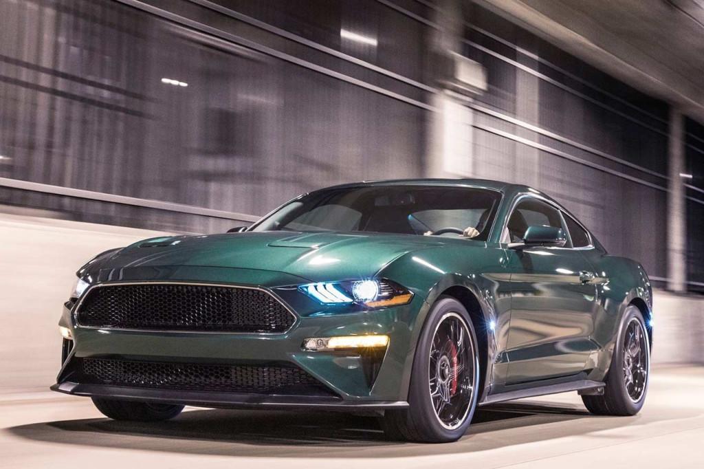 Ford Mustang, el coupé más vendido del mundo.
