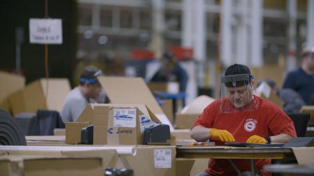 Ford producirá material auxiliar en la batalla contra el coronavirus