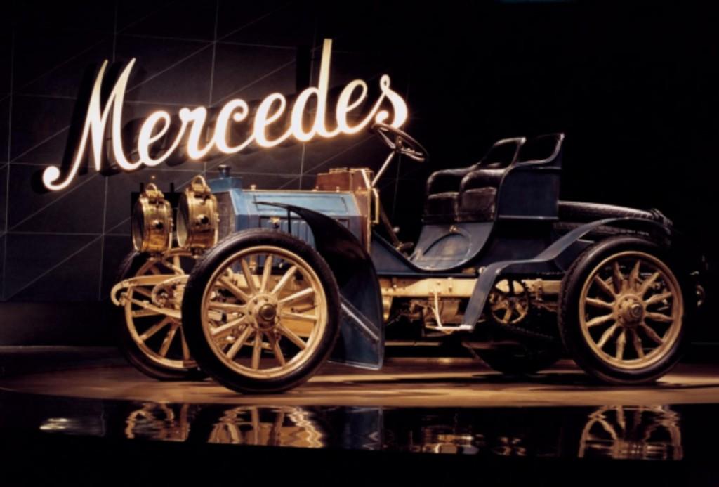 El nombre de Mercedes-Benz tiene una historia de ya 120 años.