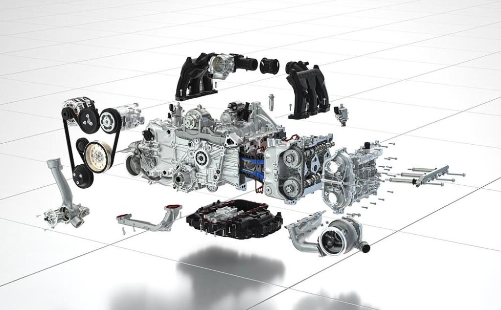 """Porsche explica cómo funciona """"el alma"""" de su bóxer"""