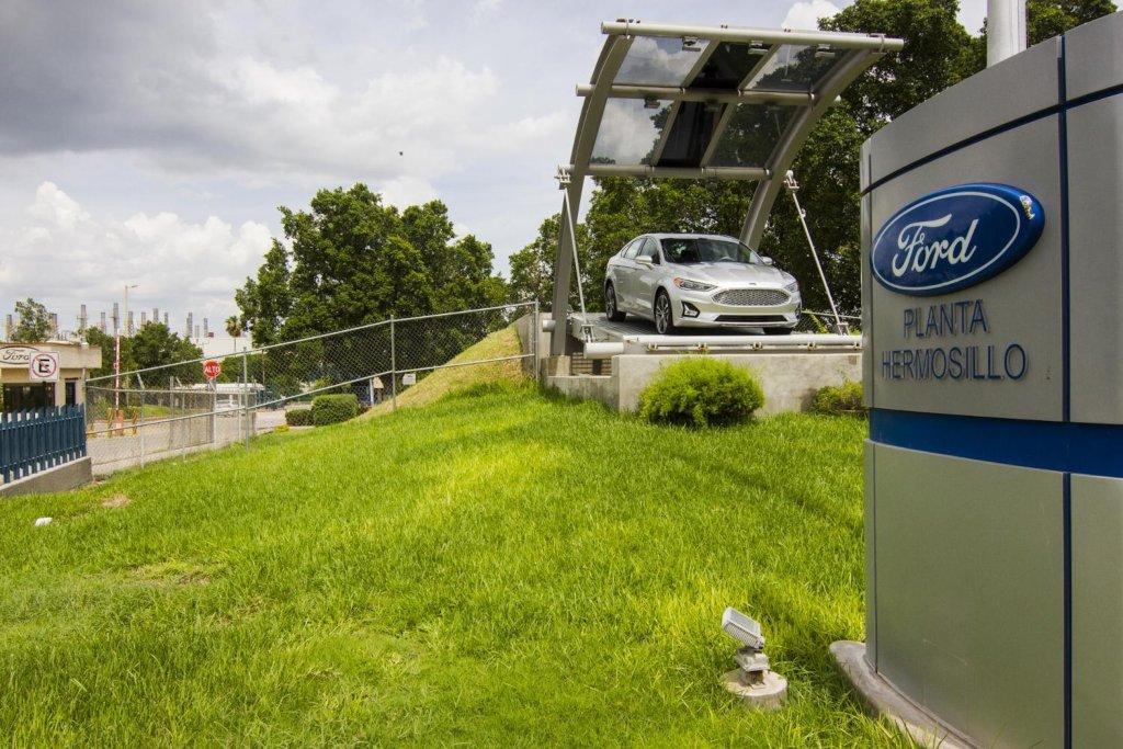 La planta de Ford en Hermosillo no abrirá el 6 de abril.