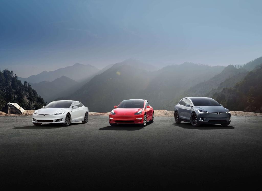 """A Tesla le """"beneficia"""" el coronavirus."""