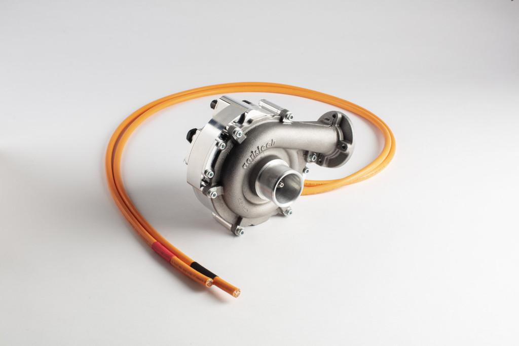 """Aeristech diseñó un sistema de """"turbo"""" para coches eléctricos"""