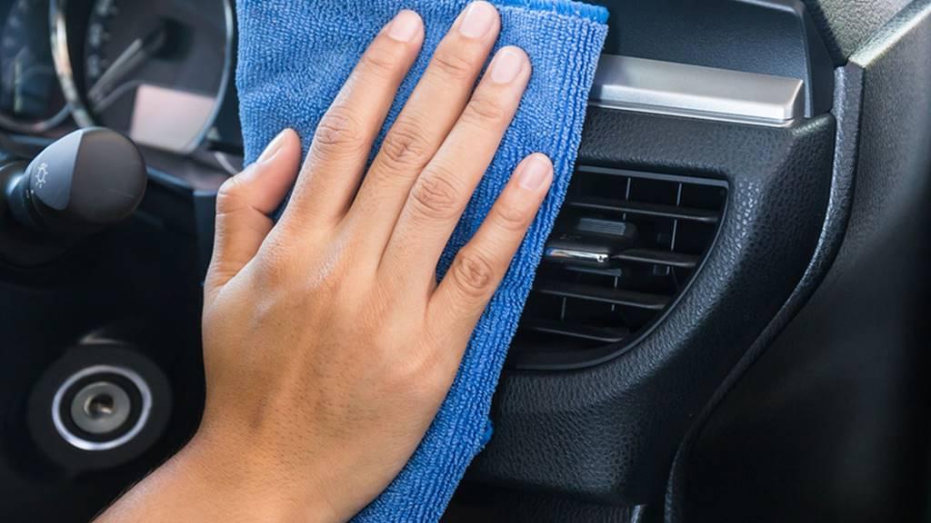 Desinfecta tu auto de COVID-19