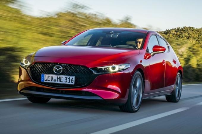 Mazda 3 con el mejor diseño del 2020