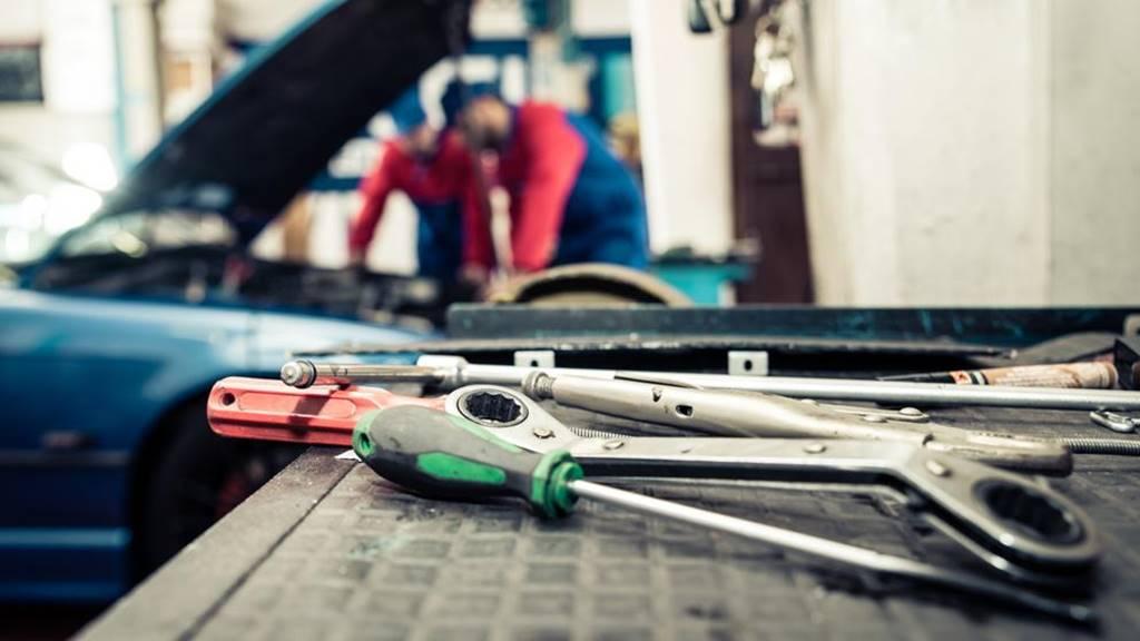 creatividad para el taller mecánico