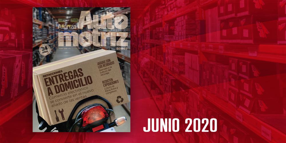 Alianza Automotriz junio 2020