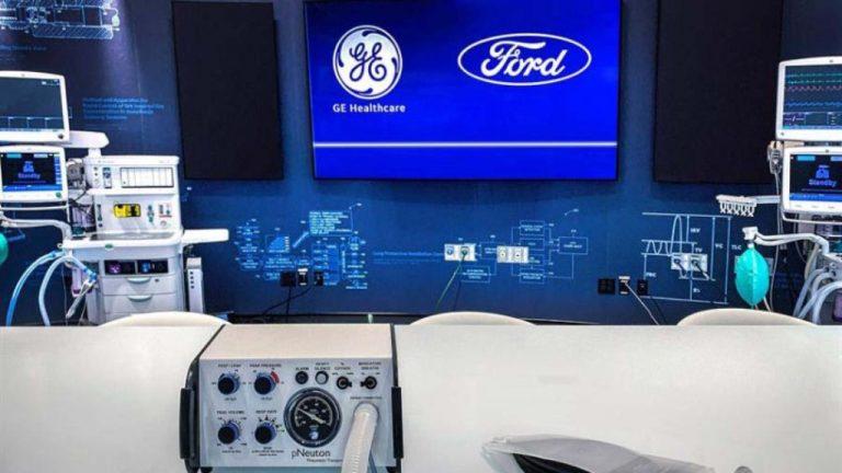 Las armadoras de coches y el sector automotriz siguen ayudando en la lucha contra el COVID-19