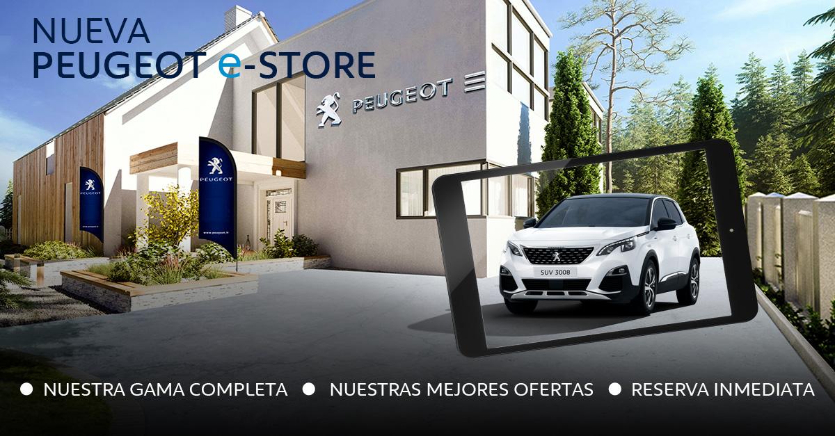 Peugeot se digitaliza